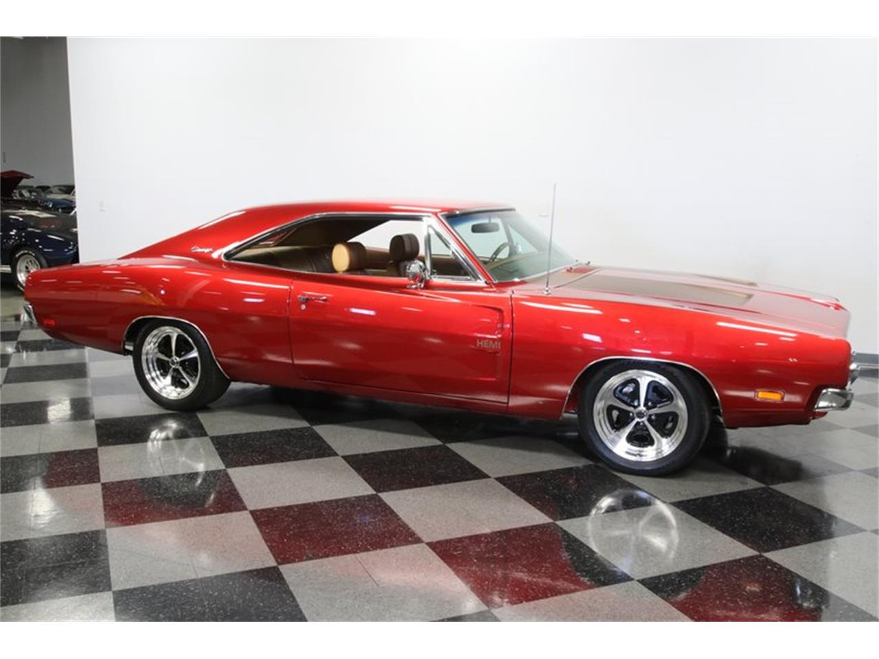 Large Picture of 1969 Dodge Charger located in Concord North Carolina - $99,995.00 Offered by Streetside Classics - Charlotte - QEFP