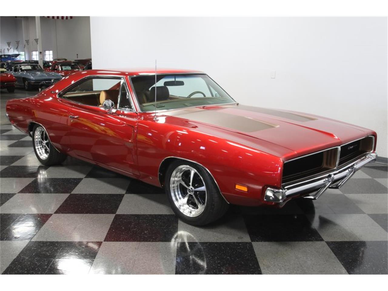 Large Picture of 1969 Charger located in North Carolina Offered by Streetside Classics - Charlotte - QEFP