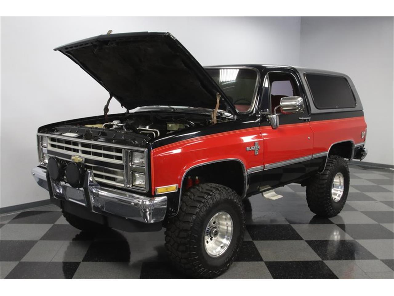 Large Picture of '88 Chevrolet Blazer located in North Carolina - $26,995.00 - QEFQ
