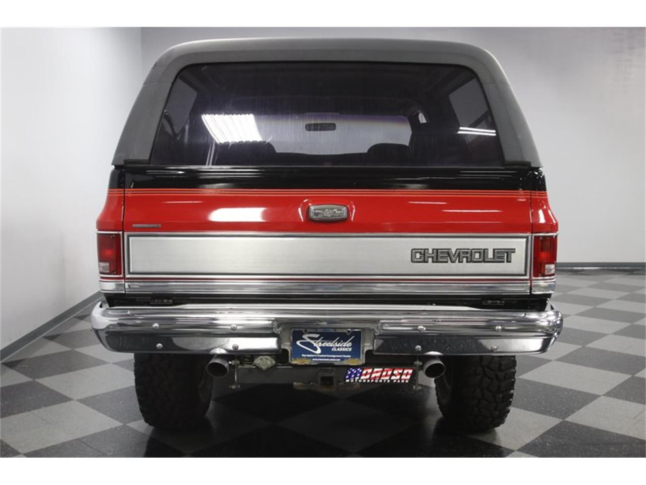 Large Picture of '88 Chevrolet Blazer located in North Carolina - QEFQ