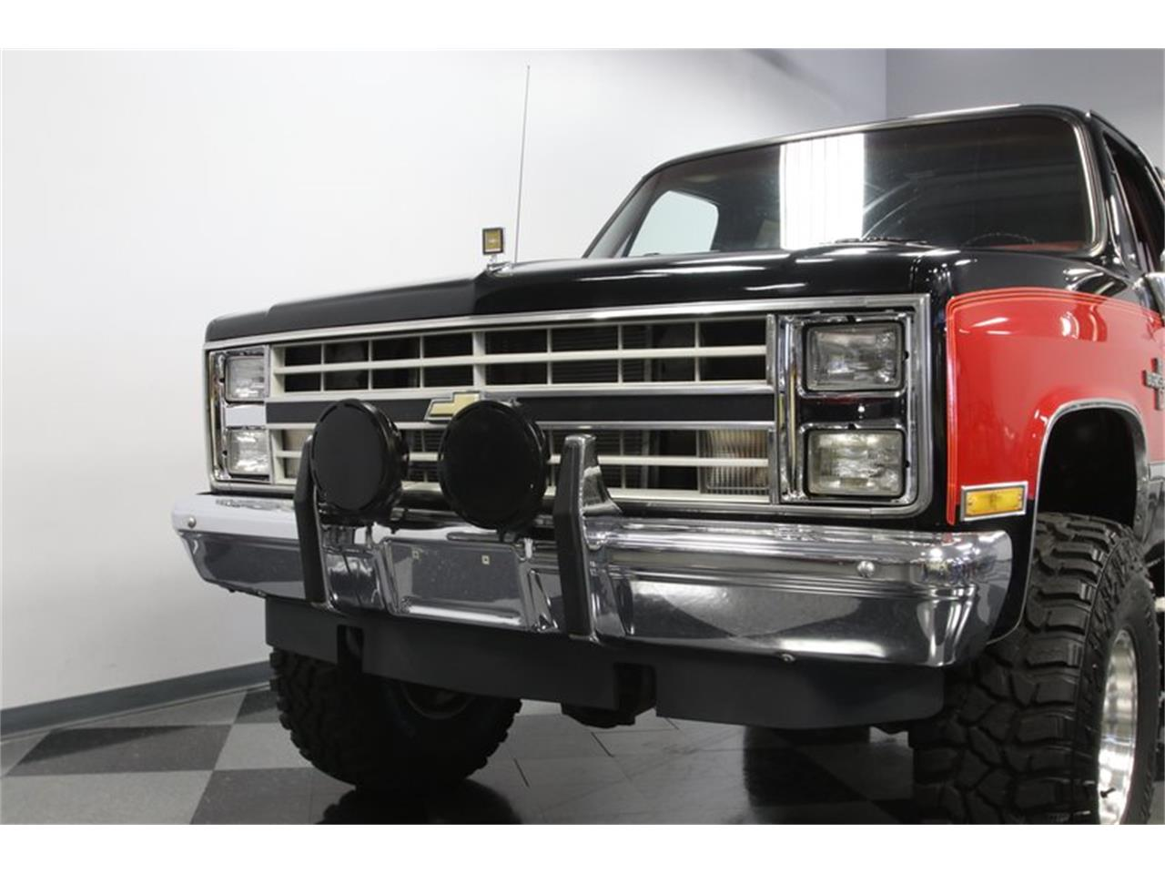 Large Picture of '88 Chevrolet Blazer located in Concord North Carolina Offered by Streetside Classics - Charlotte - QEFQ