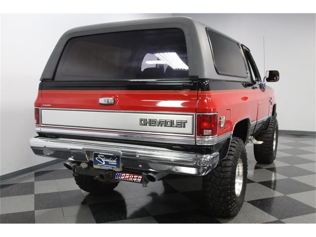 Large Picture of '88 Chevrolet Blazer located in North Carolina Offered by Streetside Classics - Charlotte - QEFQ