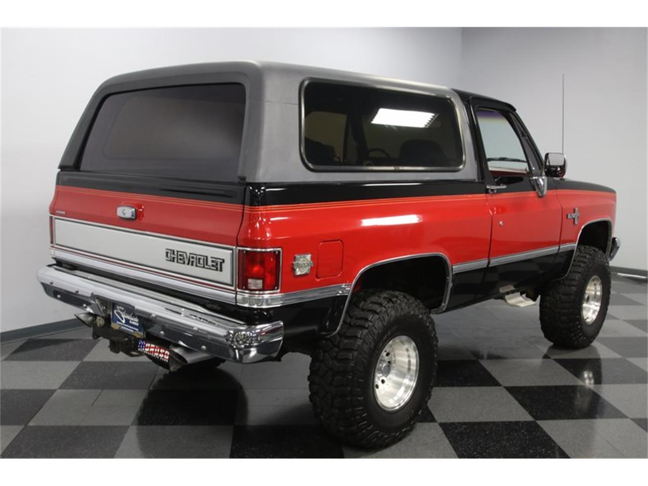Large Picture of 1988 Chevrolet Blazer - QEFQ
