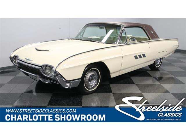 Picture of Classic '63 Ford Thunderbird located in Concord North Carolina Offered by  - QEFR