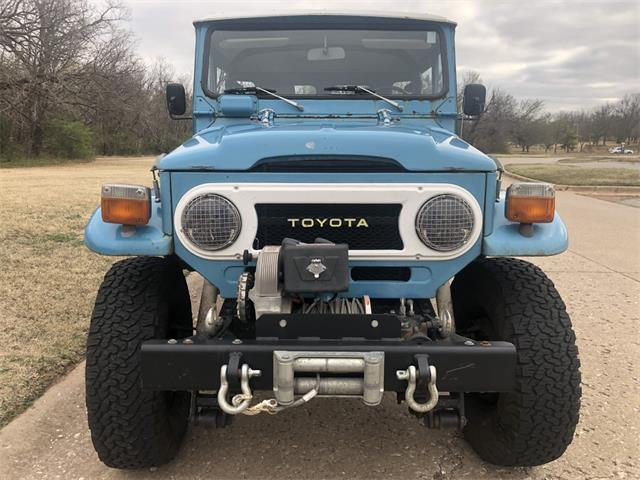Picture of 1977 Toyota Land Cruiser FJ40 located in Oklahoma - QEGS