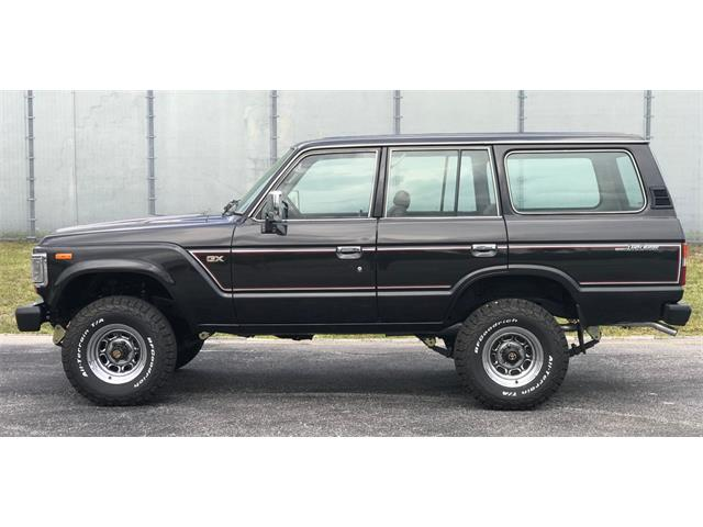 Picture of 1988 Toyota Land Cruiser FJ Auction Vehicle Offered by  - QEGT