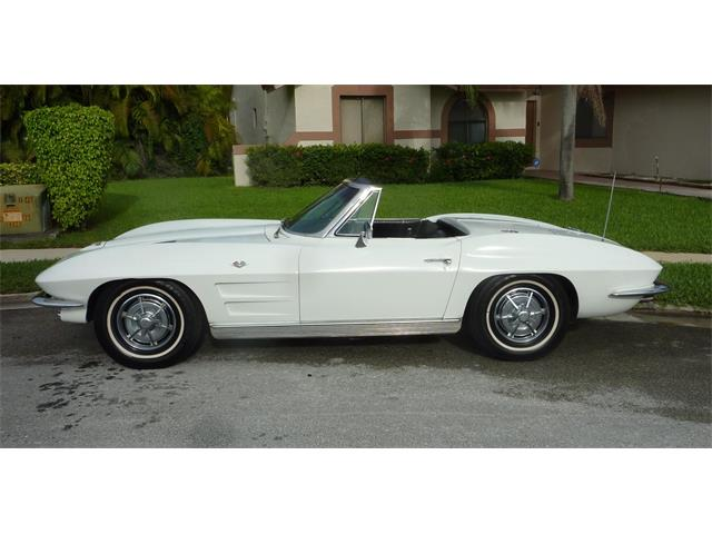 Picture of 1963 Chevrolet Corvette Auction Vehicle Offered by  - QEGU