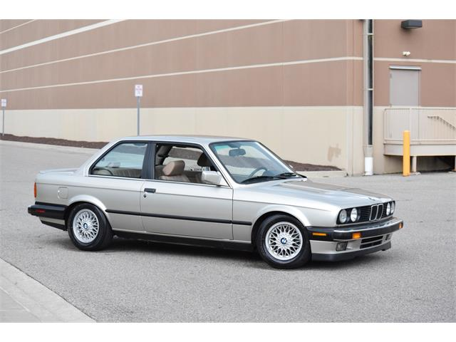 Picture of '88 BMW 3 Series located in Michigan Offered by  - QEGW