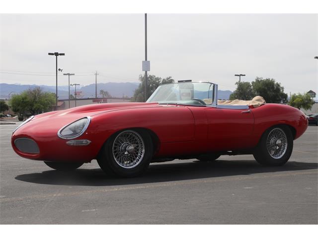 Picture of Classic '66 XKE located in Las Vegas Nevada - QEGZ