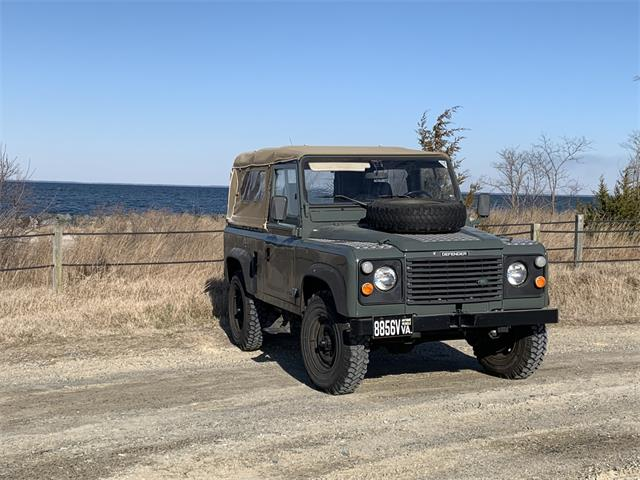 Picture of 1987 Defender 90 - QEH1