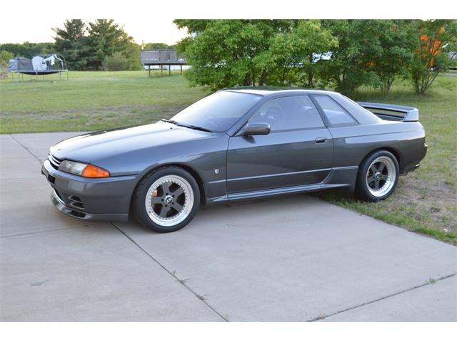 Picture of '90 Skyline GT-R - QEHS
