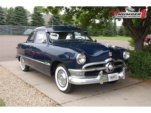 Picture of Classic '50 Ford Custom located in Minnesota Offered by  - QEHV