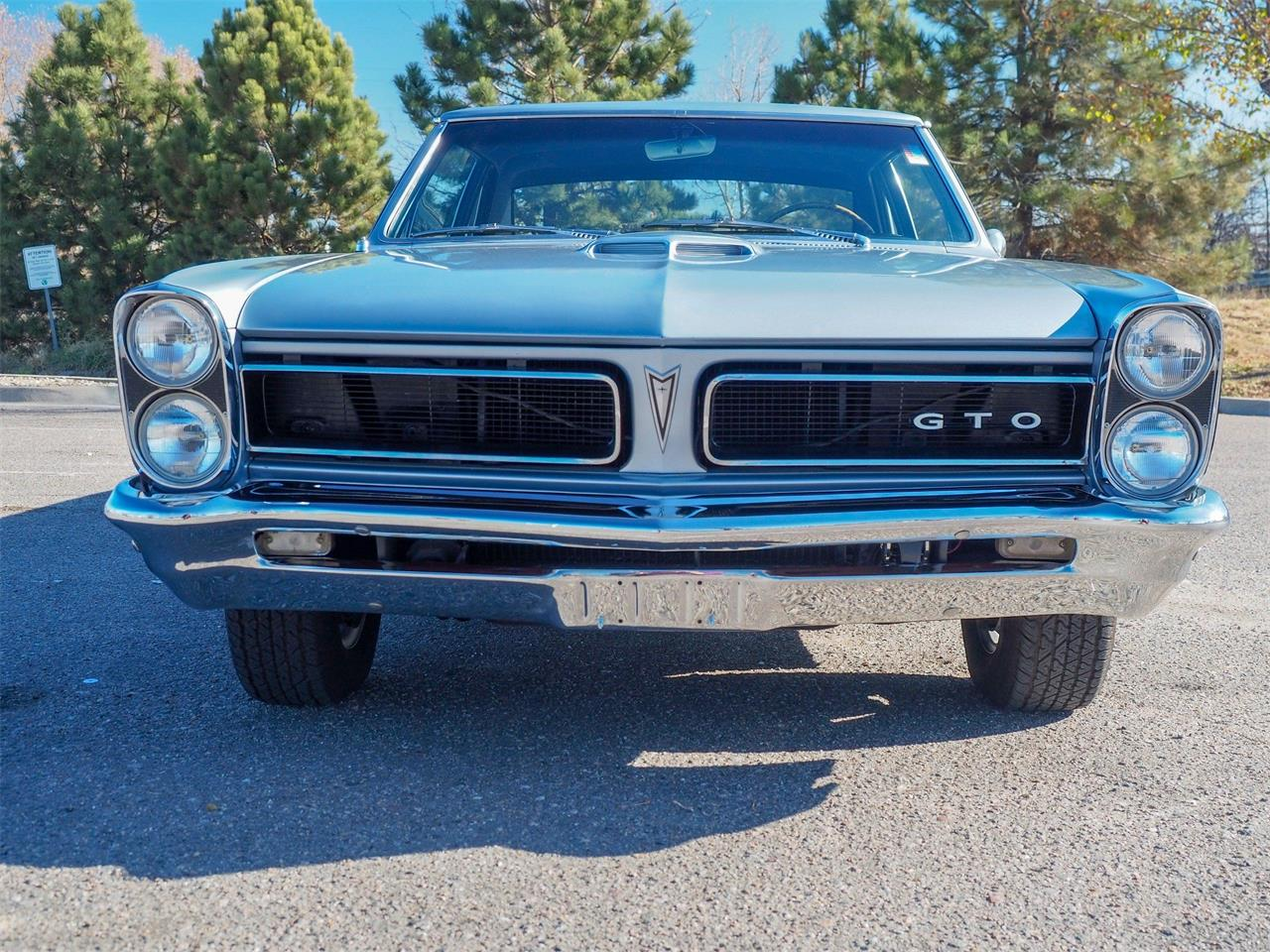 Large Picture of '65 GTO - QEHZ
