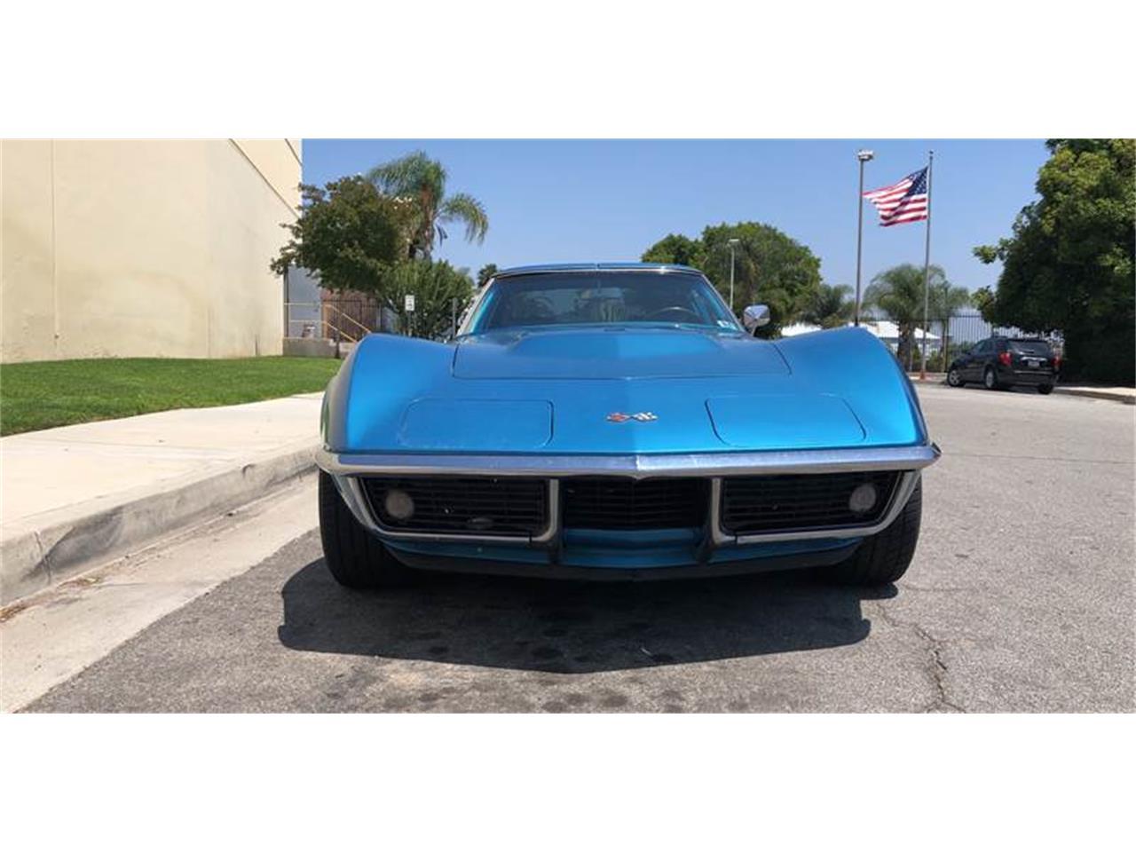 Large Picture of Classic 1969 Corvette located in Brea California - QEIM