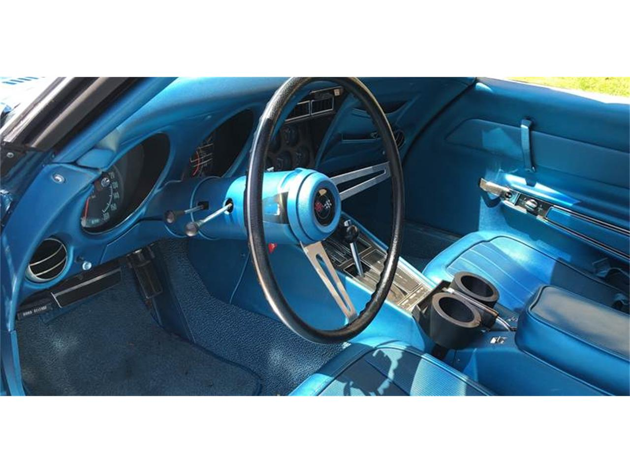 Large Picture of 1969 Chevrolet Corvette Auction Vehicle Offered by Highline Motorsports - QEIM