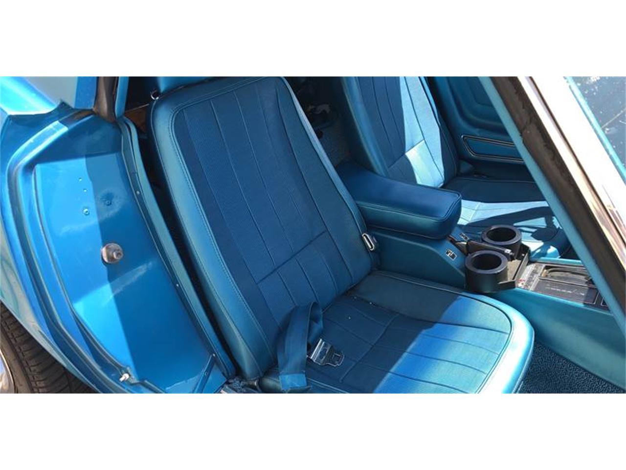 Large Picture of Classic 1969 Chevrolet Corvette Auction Vehicle - QEIM