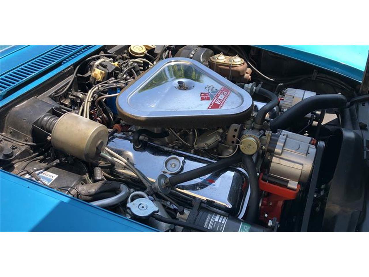 Large Picture of 1969 Corvette Auction Vehicle - QEIM