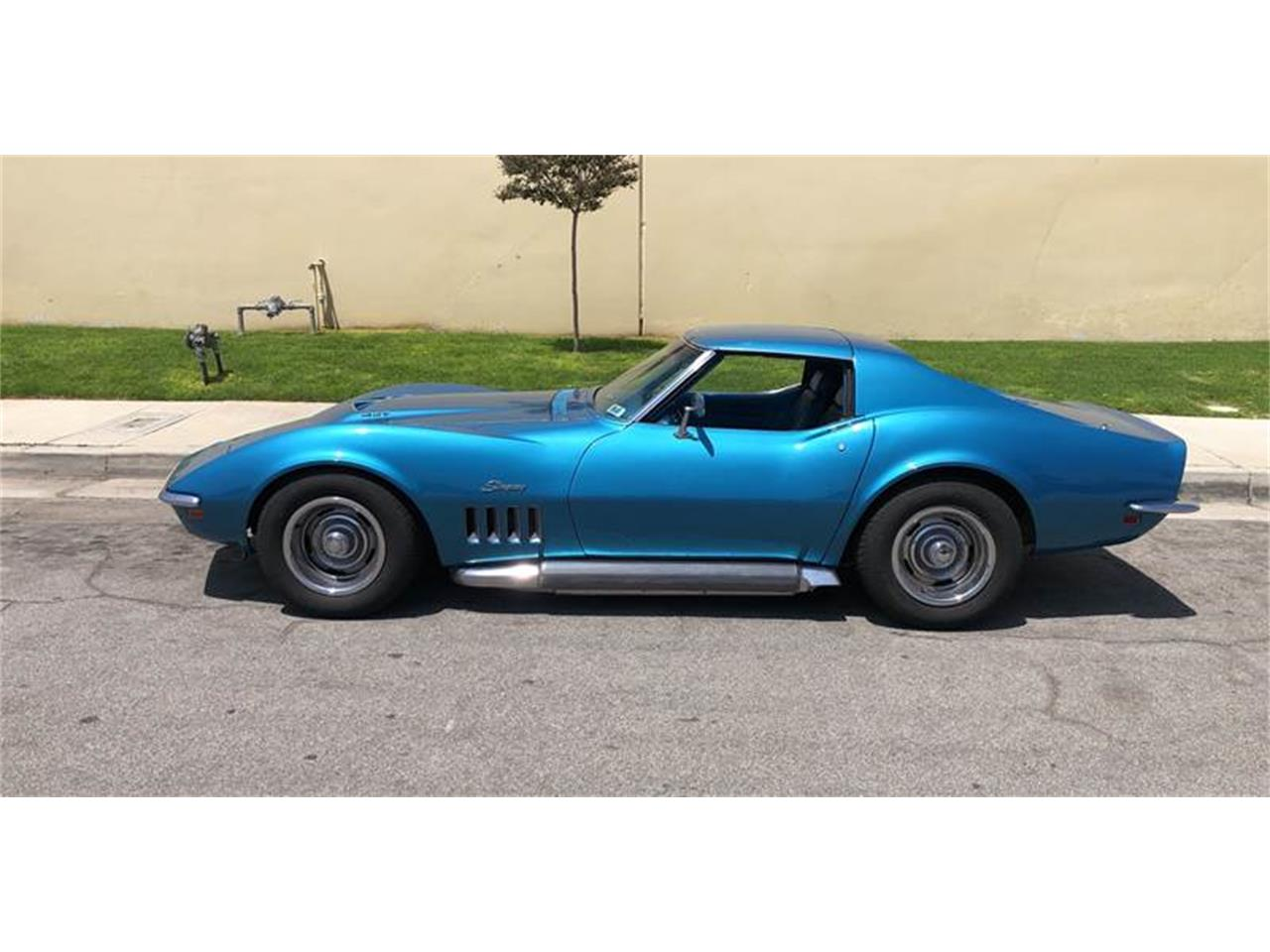 Large Picture of Classic 1969 Corvette located in Brea California Auction Vehicle Offered by Highline Motorsports - QEIM