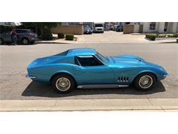 Picture of Classic 1969 Corvette located in California Auction Vehicle - QEIM