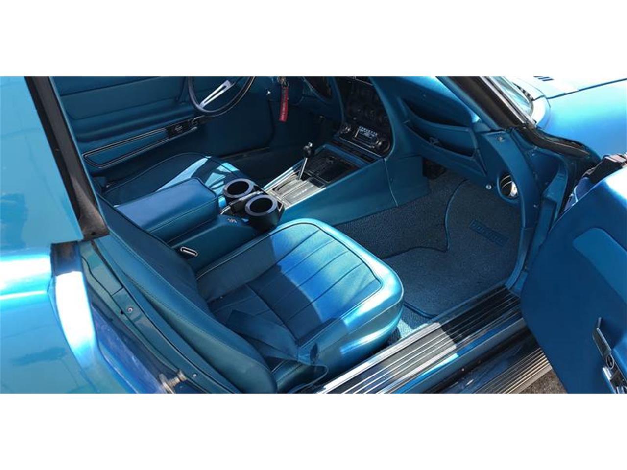 Large Picture of '69 Chevrolet Corvette located in Brea California Auction Vehicle - QEIM