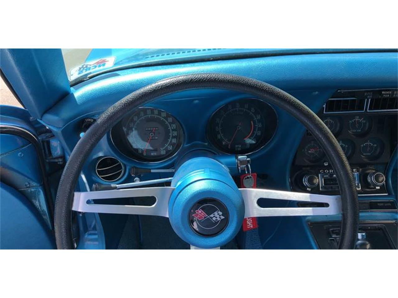Large Picture of Classic 1969 Chevrolet Corvette Auction Vehicle Offered by Highline Motorsports - QEIM