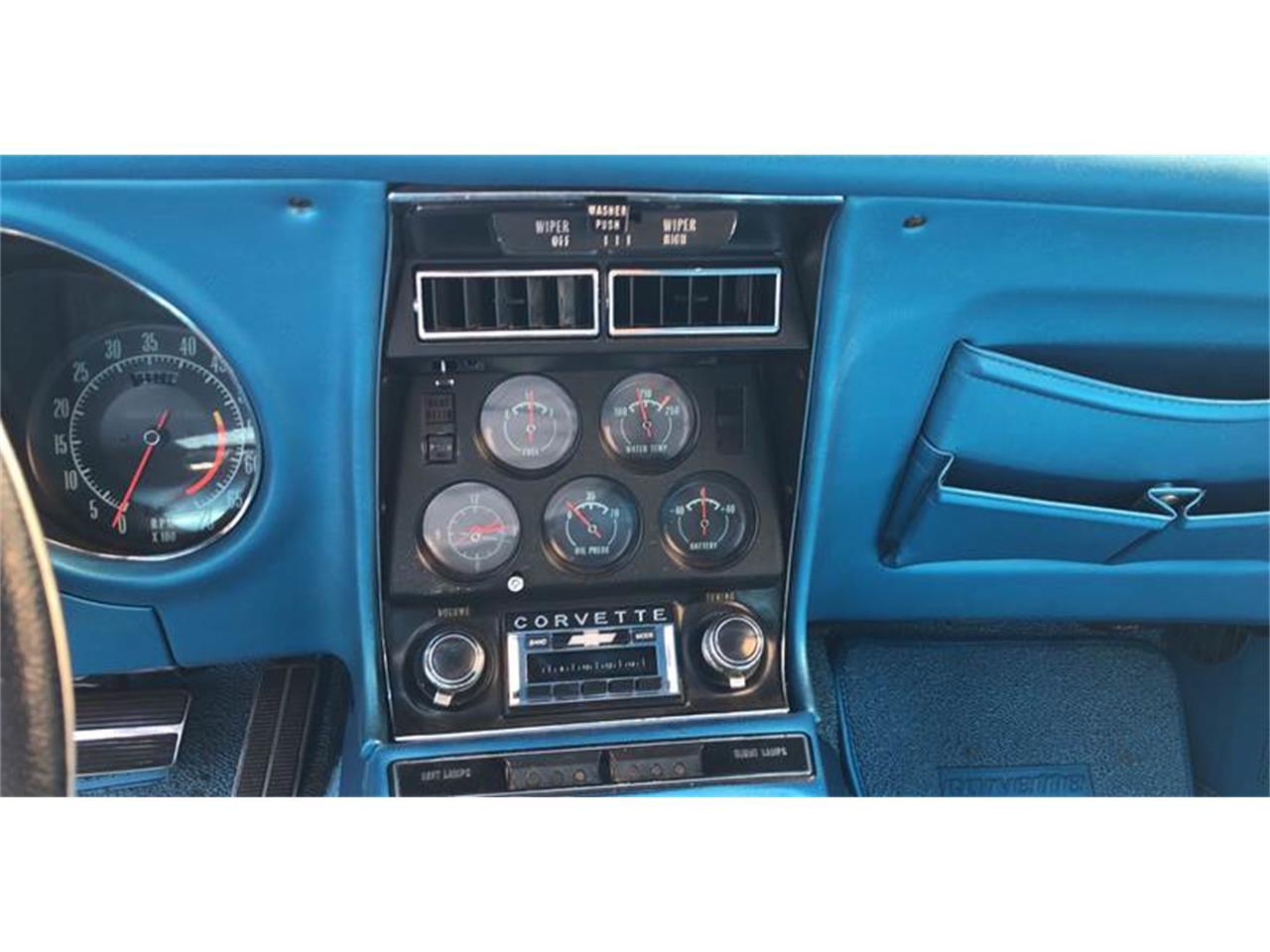 Large Picture of '69 Corvette located in Brea California Auction Vehicle - QEIM