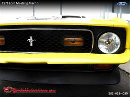 Picture of '71 Mustang Mach 1 - QEIT