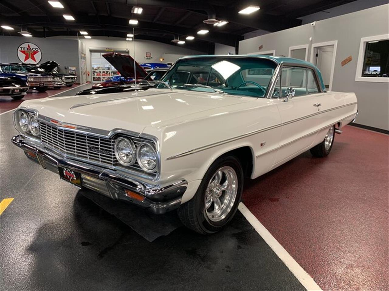 Large Picture of Classic '64 Chevrolet Impala - $24,900.00 Offered by Rides Auto Sales - QEJ5