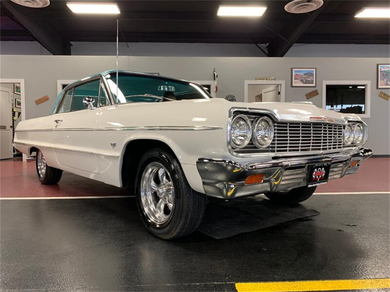 Large Picture of '64 Chevrolet Impala Offered by Rides Auto Sales - QEJ5