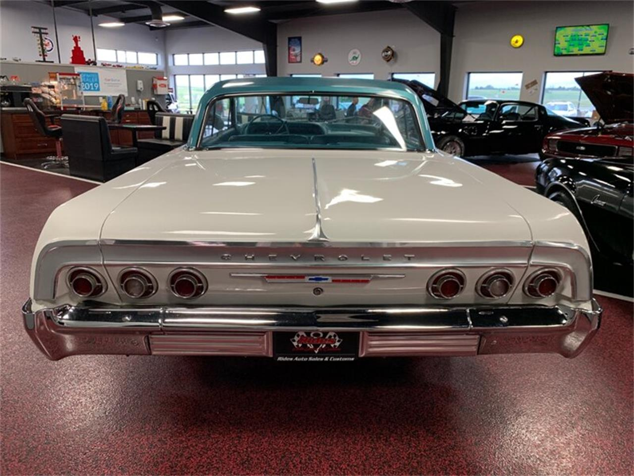 Large Picture of 1964 Impala located in North Dakota - $24,900.00 Offered by Rides Auto Sales - QEJ5