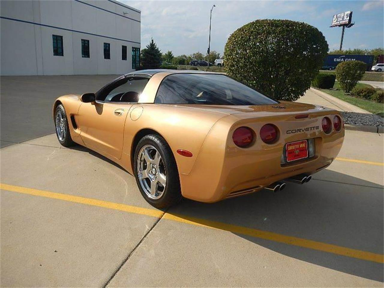 Large Picture of '98 Corvette - QEJG