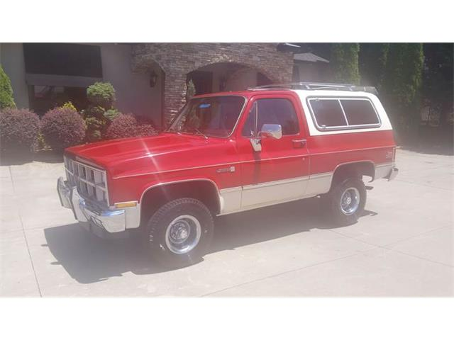 Picture of '82 GMC Jimmy - $9,995.00 Offered by  - QEJL