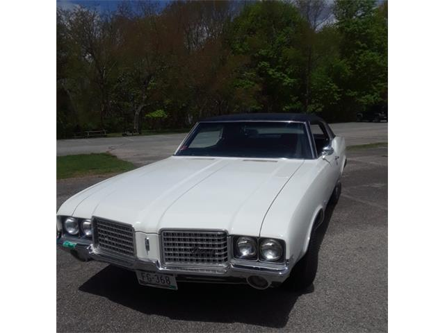 Picture of '72 Cutlass Supreme - QEJY