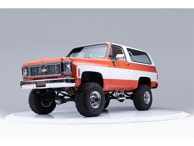 Picture of '73 Blazer - QEK0