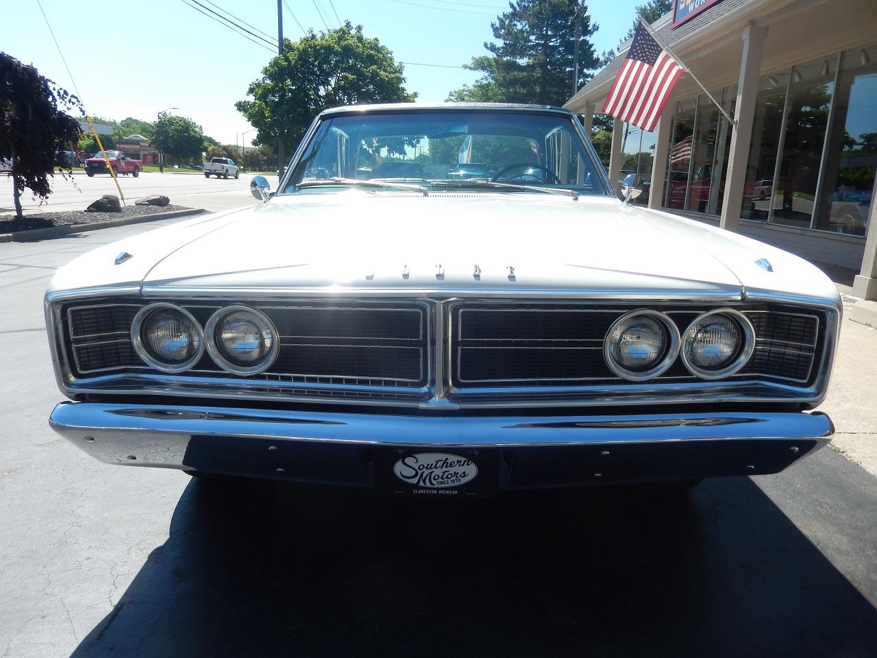Large Picture of 1966 Coronet 500 located in Michigan Offered by Southern Motors - QEK3