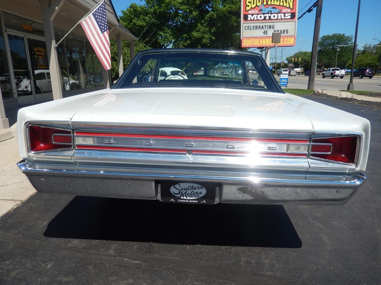 Large Picture of 1966 Dodge Coronet 500 located in Michigan - QEK3