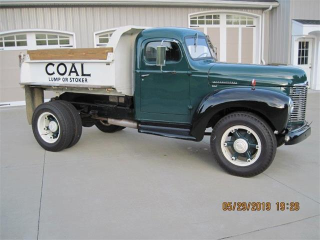 Picture of Classic 1949 International KB5 - QEK5