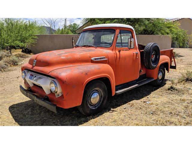 Picture of Classic '54 Ford Pickup located in North Scottsdale Arizona - $12,500.00 - QEKH
