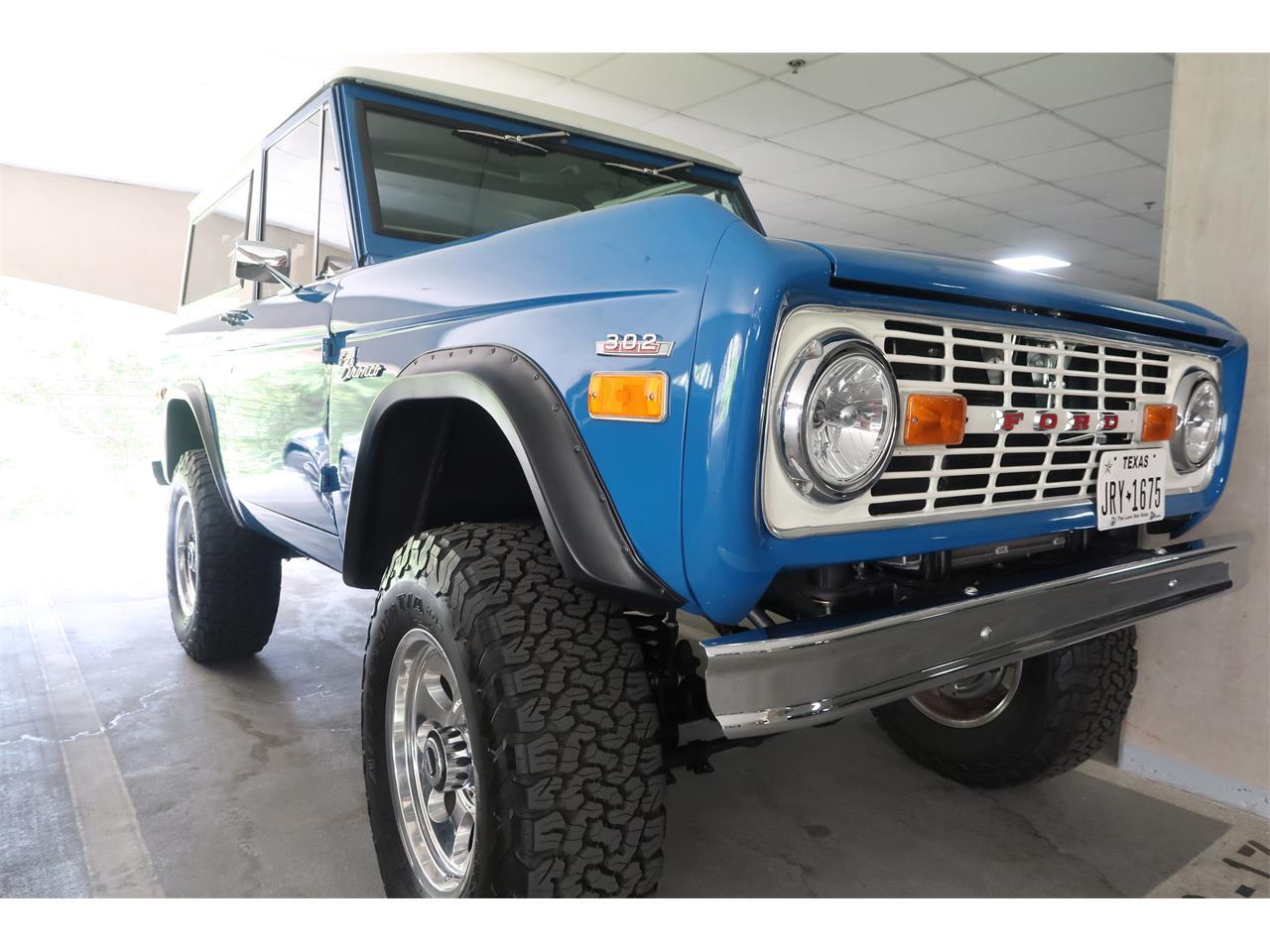 Large Picture of '70 Bronco - QEKI