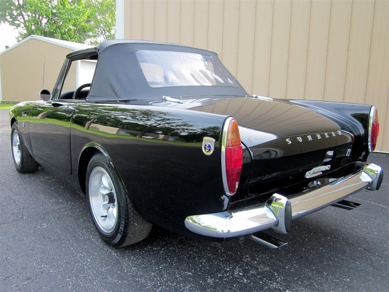 Large Picture of '66 Sunbeam Tiger located in Rochester New York - $49,500.00 Offered by a Private Seller - QEKO