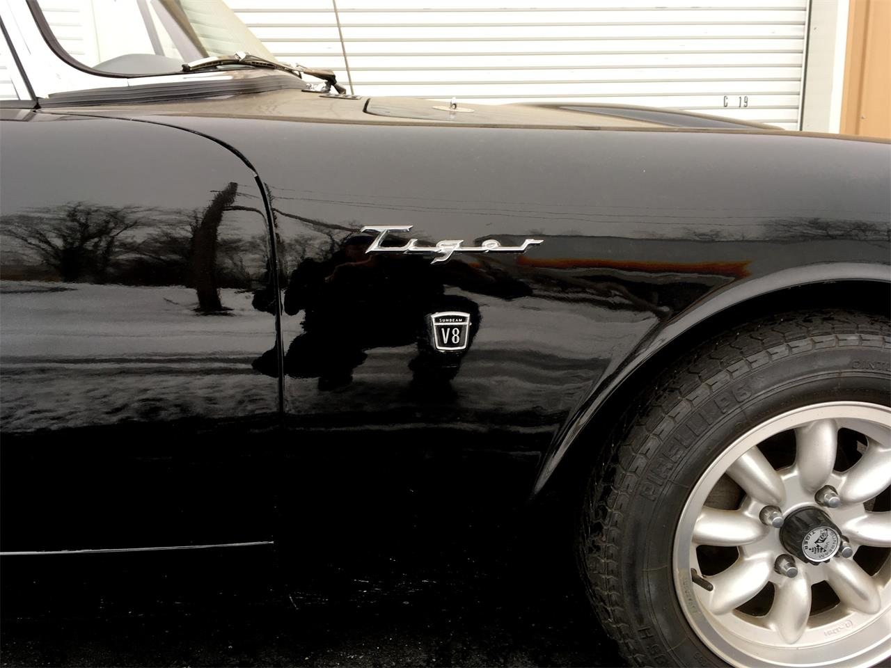 Large Picture of 1966 Sunbeam Tiger located in Rochester New York Offered by a Private Seller - QEKO