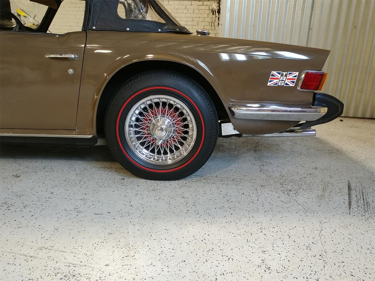 Large Picture of '74 TR6 - QEL7
