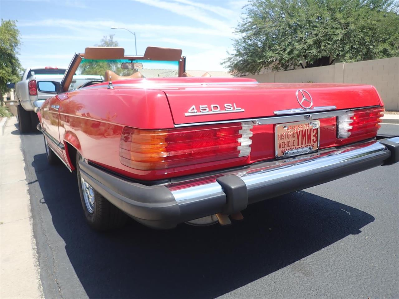 Large Picture of '79 450SL - QEL9