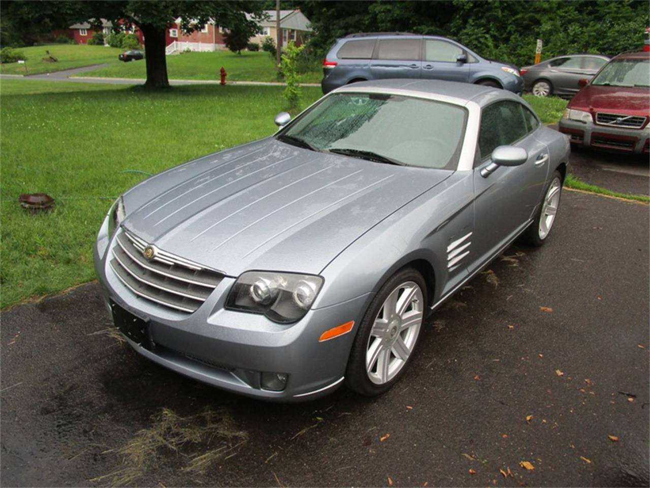 Large Picture of '06 Crossfire - QELB