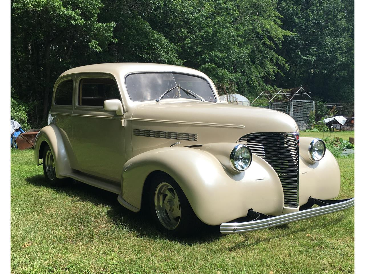 Large Picture of '39 2-Dr Sedan - QELD