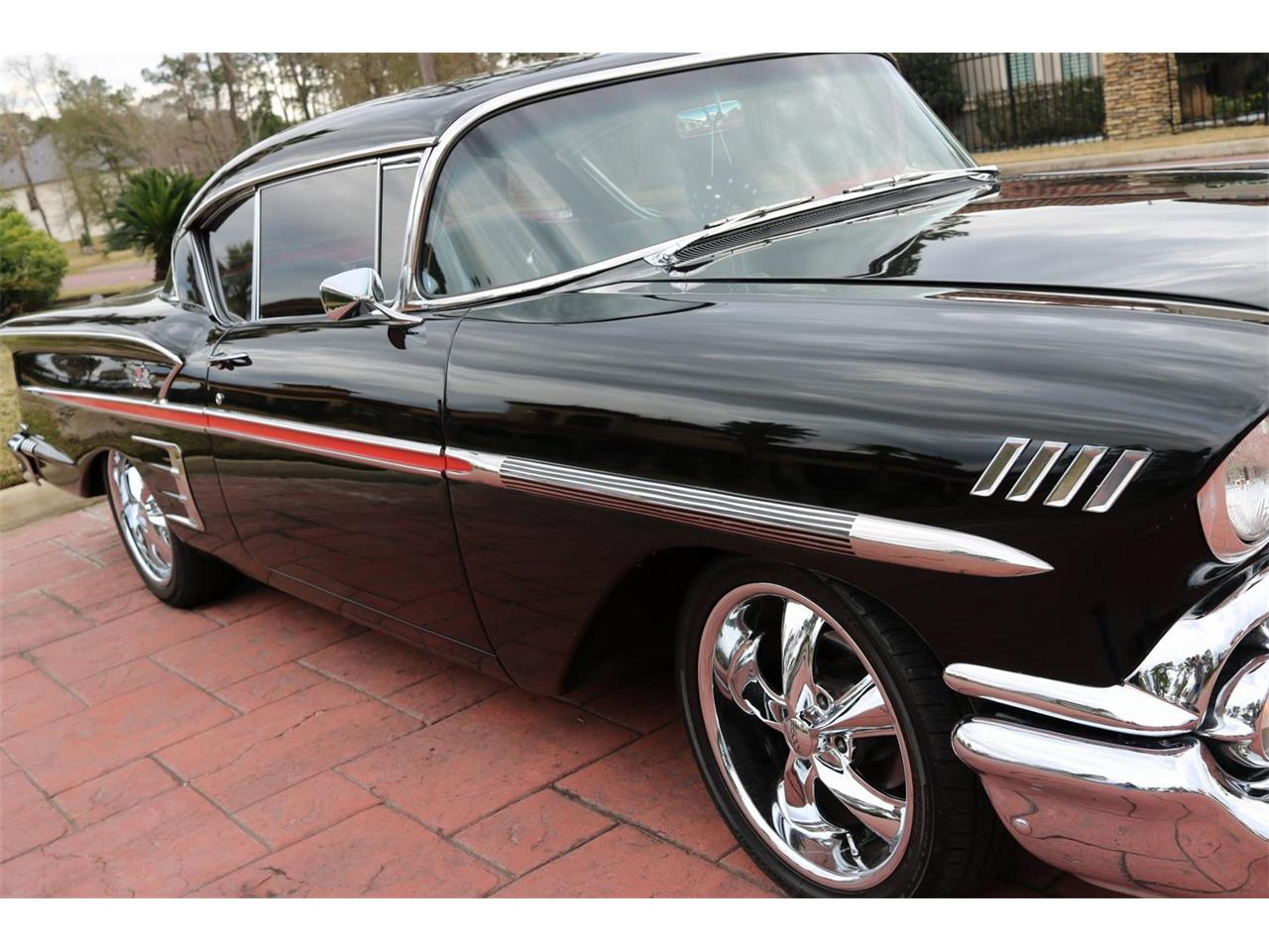 Large Picture of '95 Chevrolet Impala located in Conroe Texas - $99,900.00 Offered by Texas Trucks and Classics - QELW