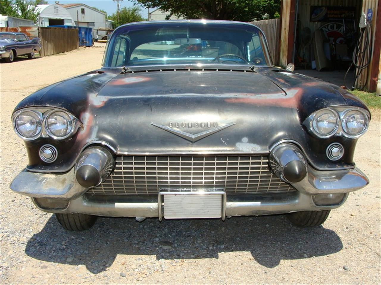 Large Picture of '58 Cadillac Eldorado Brougham located in Texas - $30,000.00 Offered by Pete's Classic Cars - QELZ