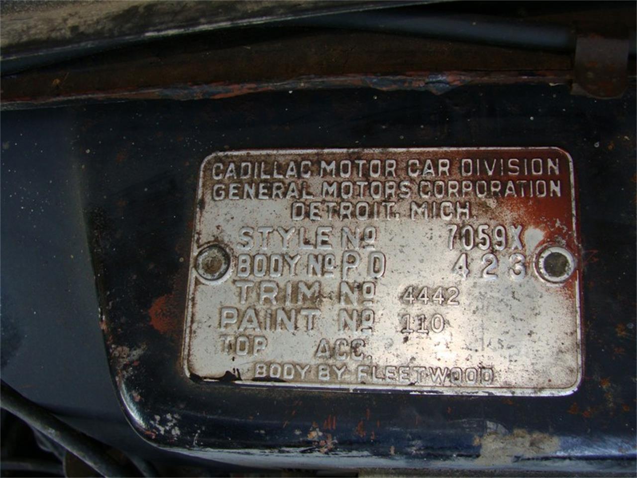 Large Picture of 1958 Cadillac Eldorado Brougham - $30,000.00 - QELZ