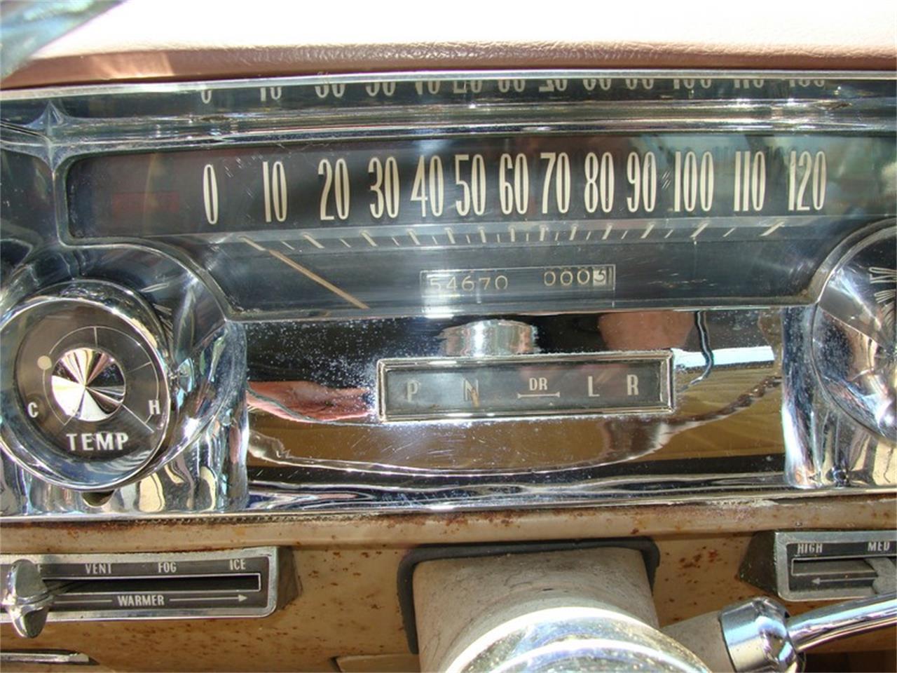 Large Picture of Classic 1958 Cadillac Eldorado Brougham - QELZ