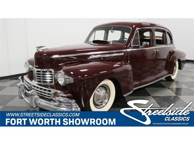 Picture of 1946 Zephyr located in Ft Worth Texas - $24,995.00 - QEM5